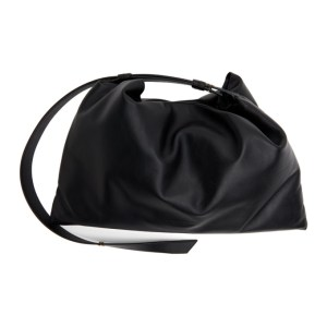 Simon Miller Black Convertible Puffin Shoulder Bag