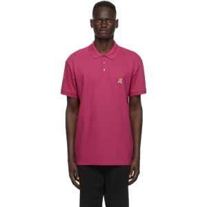 Moschino Pink Teddy Toy Polo