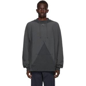 Craig Green Grey Champion Edition Reverse Weave Sweatshirt