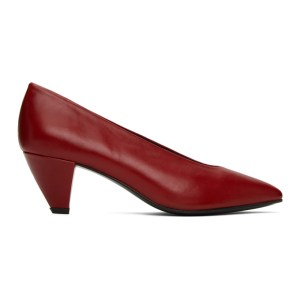 Dorateymur Red Wayfarer Heels