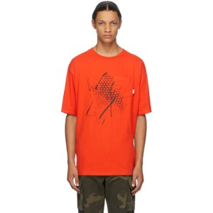 Vans Red WTAPS Edition Waffle Lovers Club T-Shirt