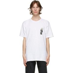 Vans White MoMA Edition Munch T-Shirt
