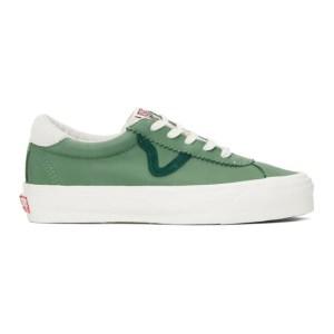 Vans Green OG Epoch LX Sneakers