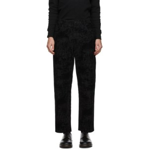 Blue Blue Japan Black Donten Trousers
