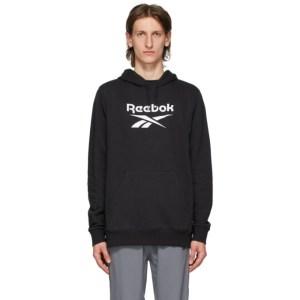 Reebok Classics Black Vector Hoodie