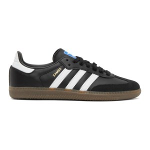 adidas Originals Black Samba OG Sneakers