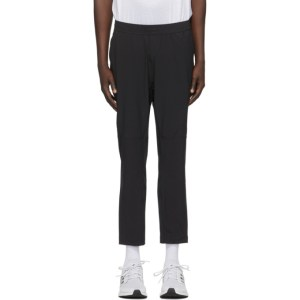 adidas Originals Black Aeroready 3-Stripe Track Pants