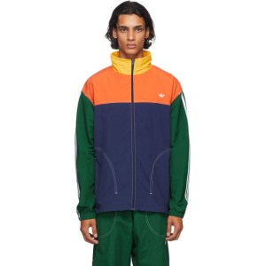 adidas Originals Multicolor Summer B-Ball Windbreaker Jacket