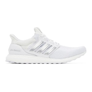 adidas Originals White Ultraboost 2.0 DNA Sneakers