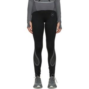 adidas by Stella McCartney Black Truepace Cold. Rdy Leggings