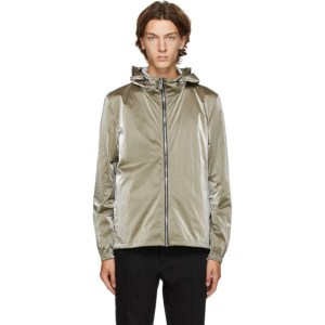 1017 ALYX 9SM Khaki Nightrider Shell Jacket