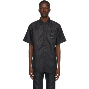 1017 ALYX 9SM Black Buckle Shirt