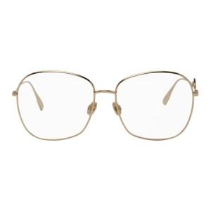 Dior Gold DiorSignature03 Glasses