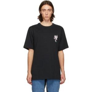 Converse Black Bugs Bunny Edition 80th Anniversary T-Shirt