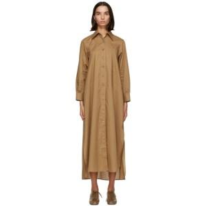 Julia Jentzsch Tan Xerafina Dress