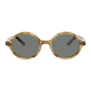 Han Kjobenhavn Brown Doc Sunglasses