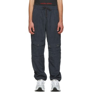 Han Kjobenhavn Navy Pocket Lounge Pants