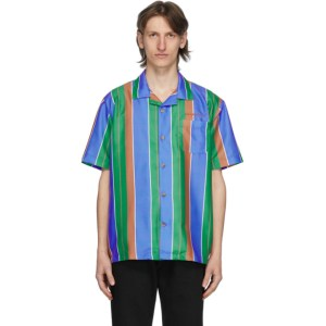 Han Kjobenhavn Multicolor Summer Short Sleeve Shirt