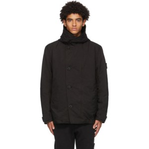 Stone Island Black David-TC Jacket