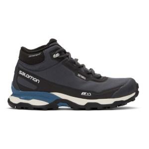 Salomon Blue Shelter CSWP Advanced Boots