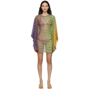 Missoni Multicolor Viscose Cover Up