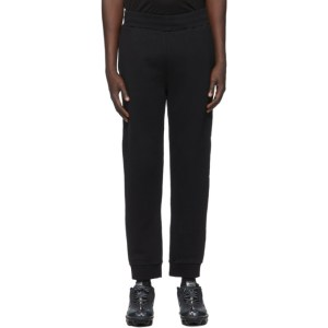 A-COLD-WALL* Black Bracket Lounge Pants