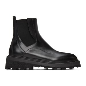 A-COLD-WALL* Black Oxford Chelsea Boots