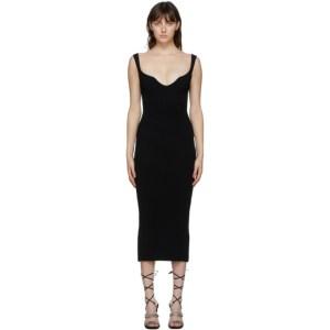 Khaite Black Nina Dress