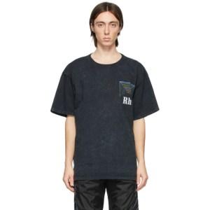 Rhude Black Box Perspective T-Shirt