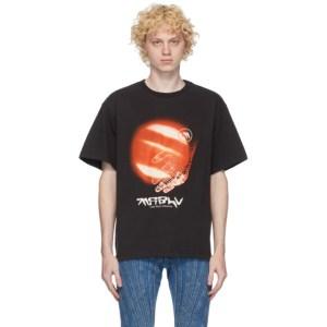 MISBHV Black Selected Ambient T-Shirt