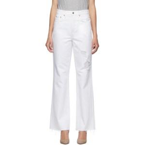 Grlfrnd White Dawn Jeans
