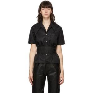 GmbH Black Latif Short Sleeve Shirt