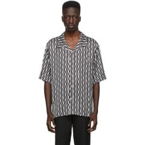GmbH Black and White Ferah Shirt