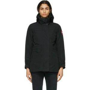Canada Goose Black Minden Coat