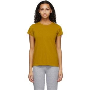 rag and bone Yellow The Slub T-Shirt