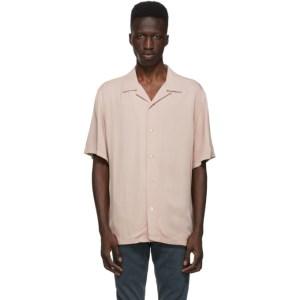 rag and bone Taupe Avery Shirt