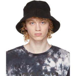 Stolen Girlfriends Club Black Pogues Bucket Hat