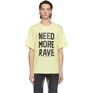 Stolen Girlfriends Club Yellow Rave T-Shirt