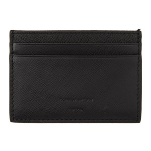 Tiger of Sweden Black Wharf S Card Holder