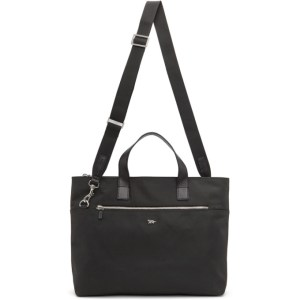 Tiger of Sweden Black Barque Bag