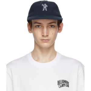 Billionaire Boys Club Navy Standing Astro Cap