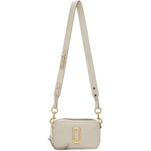 Marc Jacobs Off-White The Softshot 21 Shoulder Bag