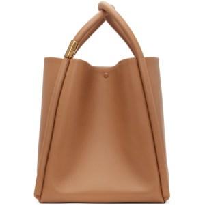 BOYY Tan Lotus 25 Bag