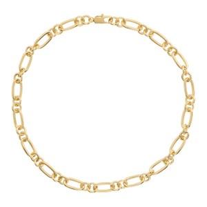 Laura Lombardi Gold Rafaella Chain Necklace