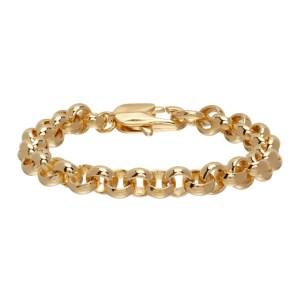 Laura Lombardi Gold Rolo Bracelet