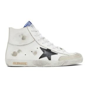 Golden Goose White Francy Penstar Sneakers