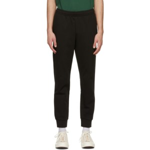Lacoste Black Sport Tennis Lounge Pants