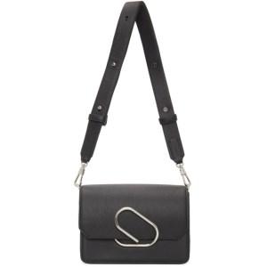 3.1 Phillip Lim Black Mini Alix Bag