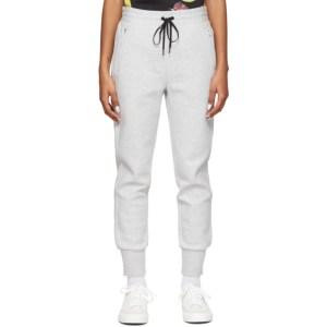 3.1 Phillip Lim Grey Air Cushion Jogger Lounge Pants