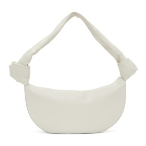 Little Liffner Off-White Double Knot Bag